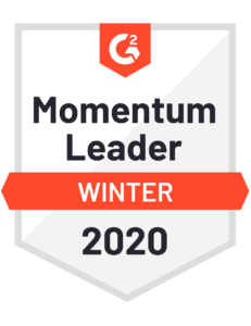 G2 Customer Success Momentum Leader