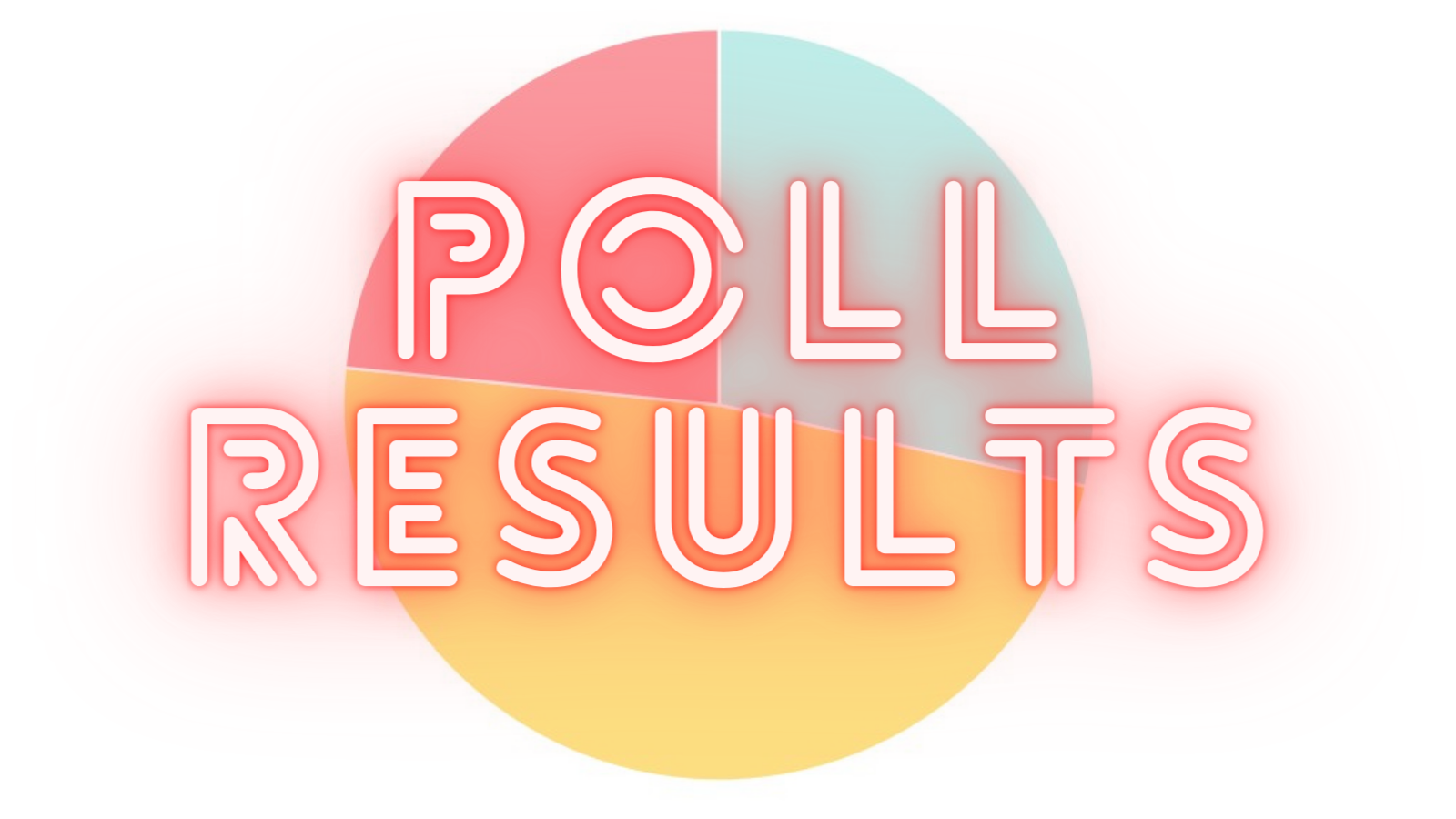 BIG RYG Poll results